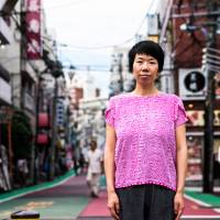 Dinner and a movie: In Tokyo it's all work for Haruka Hama, director of the Yamagata International Documentary Film Festival's Tokyo office. In Yamagata, however, she says festival participants relax, eat good food and can even visit onsen (hot spring baths). | NICHOLAS SEAGREAVES