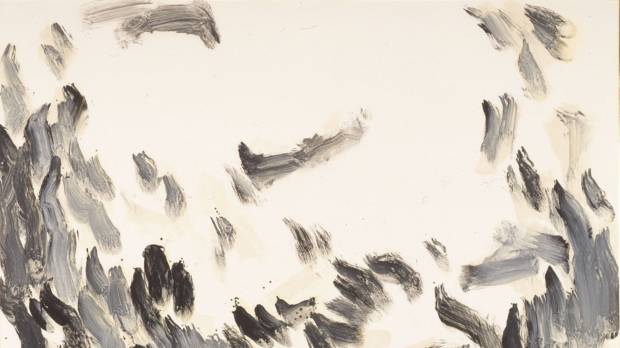 Rhythm in Monochrome: Korean Abstract Painting