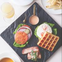 City sights and brunch delights