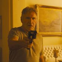 Harrison Ford goes back to the future for 'Blade Runner 2049'