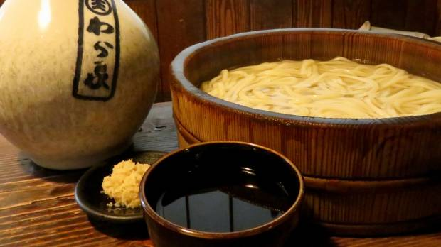 Six temples, 60 km and countless bowls of Sanuki udon in Kagawa