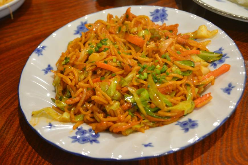 Taj Mahal Everest: Great Nepalese and Indian food