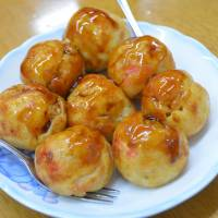 Umaiya: Anything you like, as long as it's takoyaki sans mayo