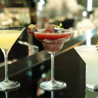 'The Taste of Craft Gin Martini' promotion offers three kinds of martinis at Sky Gallery Lounge Levita and The Bar illumiid.