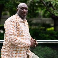 From Bamako to Nanjing: Oussouby Sacko spent five years at Southeast University in Nanjing, arriving in China in 1985. | NICHOLAS SEAGREAVES