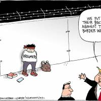 Yes, build the border wall!