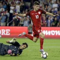 Pulisic leads U.S. in rout of Panama