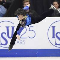 Shoma Uno claims first win of season at Skate Canada