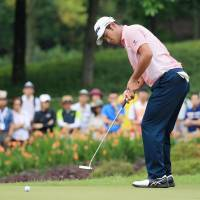 Hideki Matsuyama disappointed in lack of second-round progress at season-opening CIMB Classic