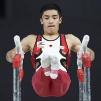 Kenzo Shirai gets bronze in all-around at world championships