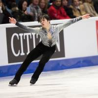 Shoma Uno coming on strong in bid for Olympic gold