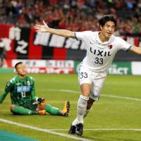 Antlers move closer to J. League title