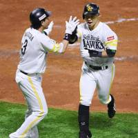 Hawks believe quick-strike offense a big key to Japan Series success