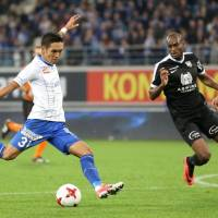 Kubo scores third goal of season for Gent