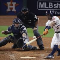 Astros top Yanks, force Game 7