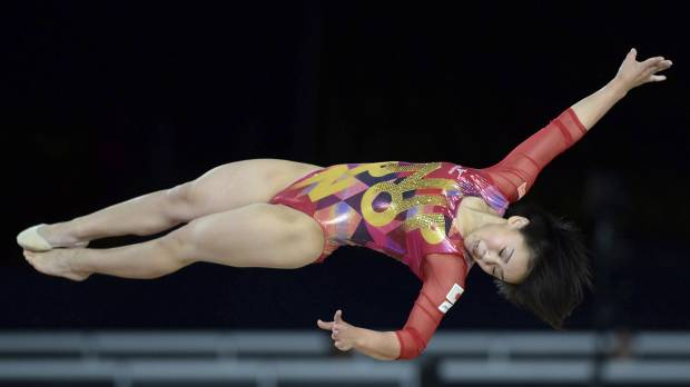 Mai Murakami makes history with gold medal at worlds; Kenzo Shirai wins vault title
