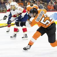 Explosive Flyers beat down Panthers