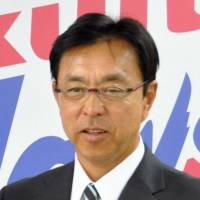 Swallows announce Ogawa's return as manager