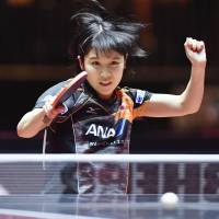 Chinese Table Tennis Super League to exclude Japanese players: source