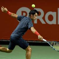 Yuichi Sugita moves to personal-best 36th in tennis world rankings