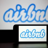 Airbnb Inc. inks deal with ANA and Peach to promote 'new travel style'