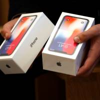 IPhone X seen taking Apple closer to $1 trillion valuation