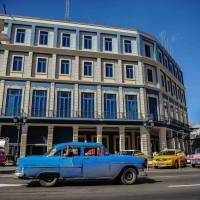 U.S. curbs travel and trade with Cuba in move seen as hypocritical as communist China fetes Trump
