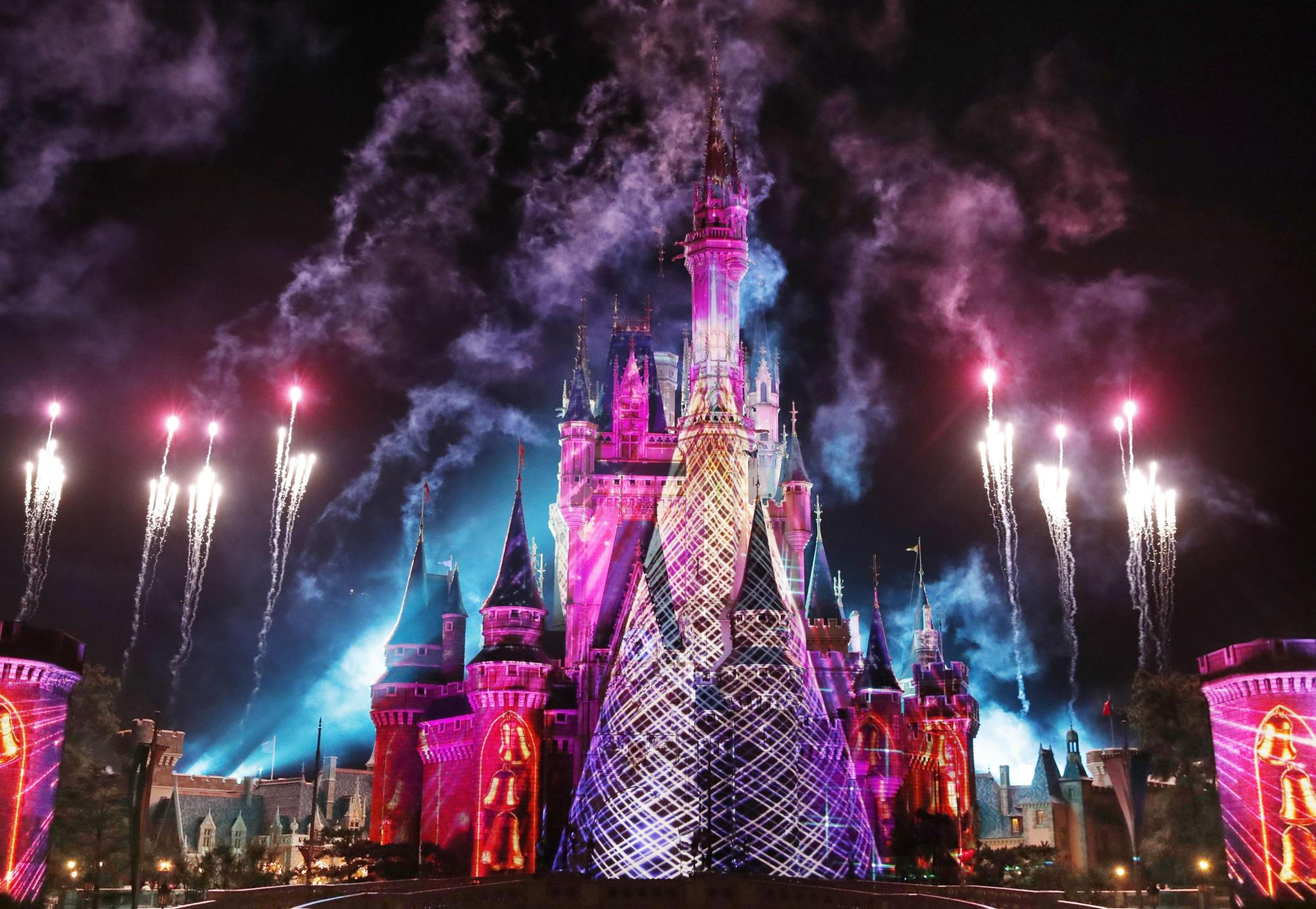 Oriental Land Co., operator of Tokyo Disneyland and Tokyo DisneySea, is planning to spend roughly ¥300 billion to expand the two theme parks with the aim of attracting older people and visitors from abroad to boost ticket sales that have stagnated amid Japan's falling birthrate. | KYODO