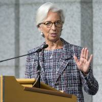 IMF chief says labor reform can be a 'game changer' for Japan's economy