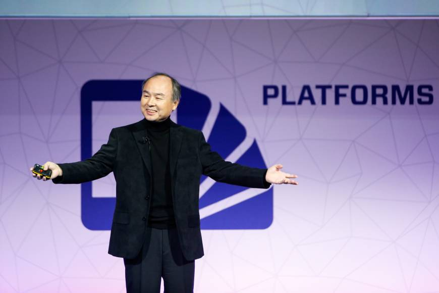 SoftBank seen planning up to $25 billion in Saudi investments, including at new city Neom