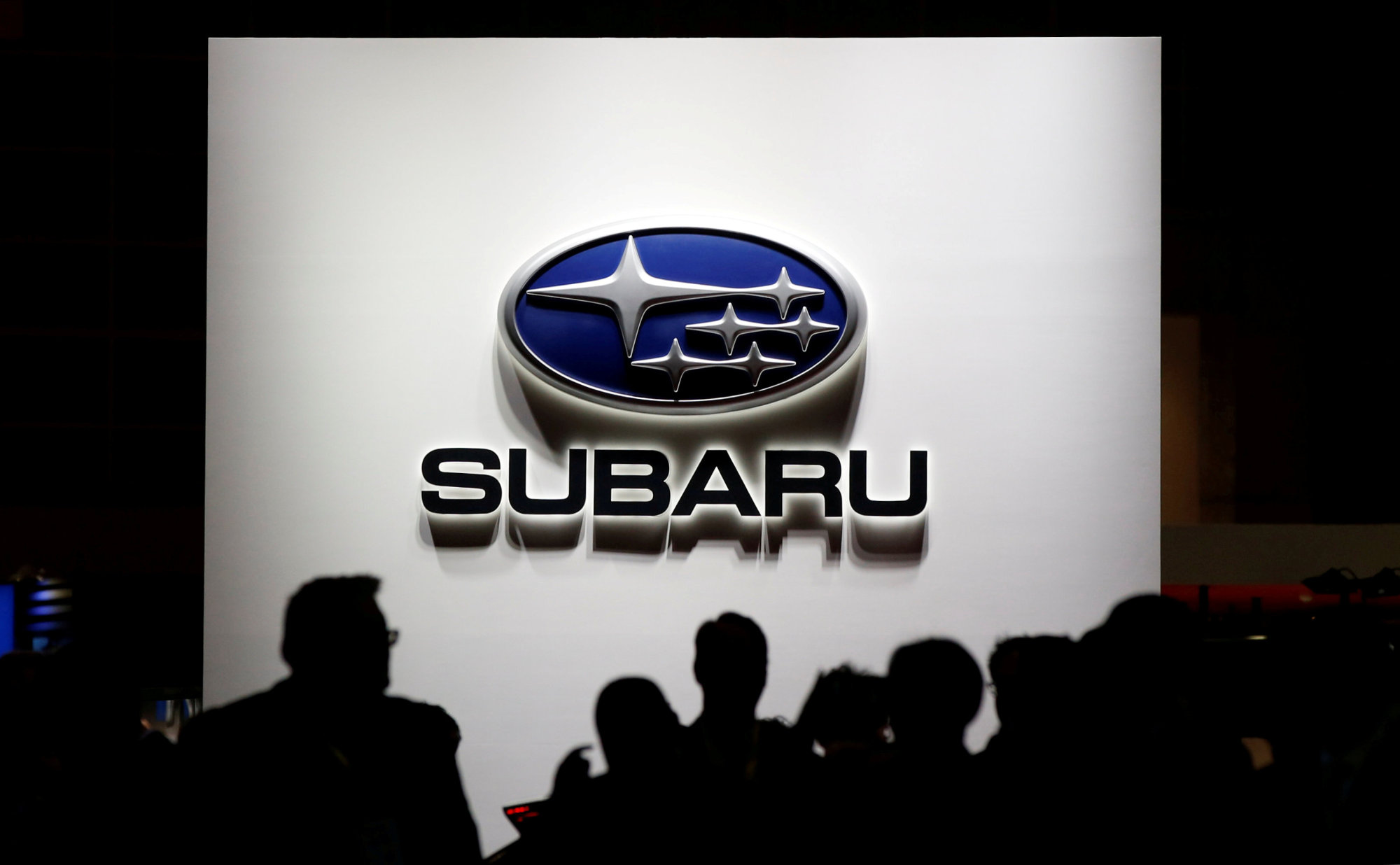 Subaru Corp. on Monday revised its forecast for group earnings downward for the current business year through next March as it grapples with an inspection scandal. | REUTERS