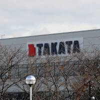 Report shows limited progress in U.S. recalls of lethal Takata air bags