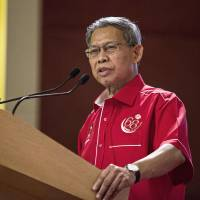 The troubled Trans-Pacific Partnership free trade pact could be salvaged by suspending parts of the deal in order to get the 11 remaining nations to sign on, according to Mustapa Mohamed, Malaysia's trade minister.   BLOOMBERG