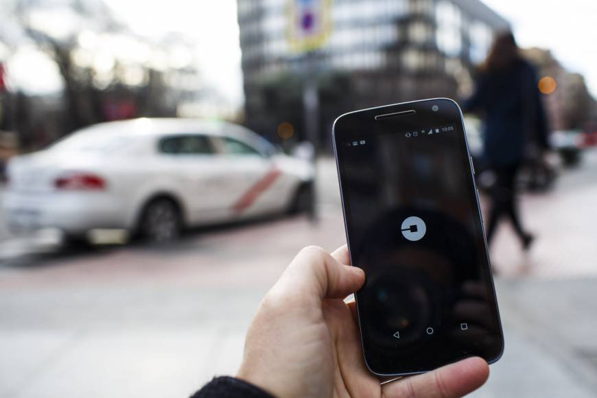 Uber coming of age with SoftBank tie-up