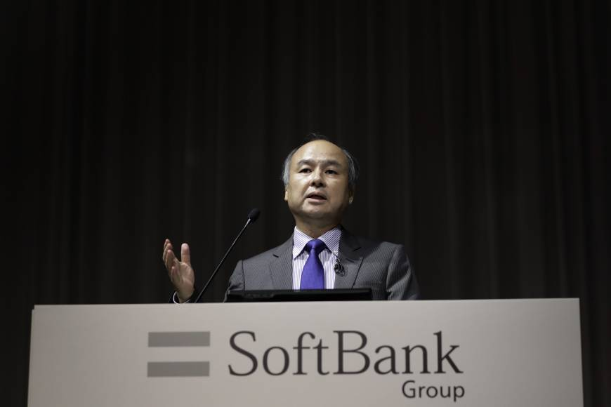 Investments by SoftBank's huge Vision Fund could shake up tech world
