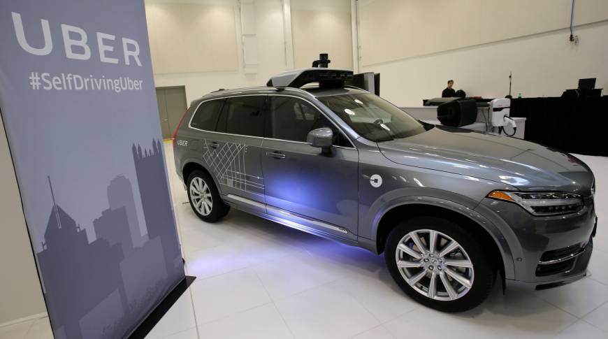 Volvo looks to supply Uber with up to 24,000 self-driving cars