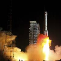 China adds two satellites to homemade global navigation system in effort to reduce reliance on GPS