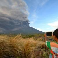 Bali volcano forces mass evacuation as alert raised to highest level