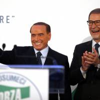 Although barred from office, 'immortal' Berlusconi leads resurgent right in Sicily victory