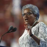 Former Democratic National Committee head Donna Brazile considered replacing Clinton with Biden as party's nominee