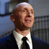 Trump campaign aide Carter Page met Russian officials in 2016: report