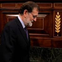 A day after huge rally by pro-independence supporters, Mariano Rajoy set to visit Barcelona for political event