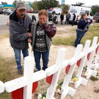 'Too stark of a reminder': Texas church where 26 were gunned down to be razed