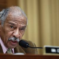 Five-decade Michigan Democrat Rep. John Conyers confirms harassment settlement; ethics probe opens