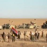 Cleared from population centers, Iraq begins campaign to 'purify' desert near Syria of Islamic State fighters