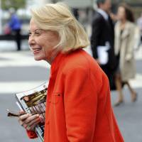 Syndicated gossip columnist Liz Smith is dead at 94
