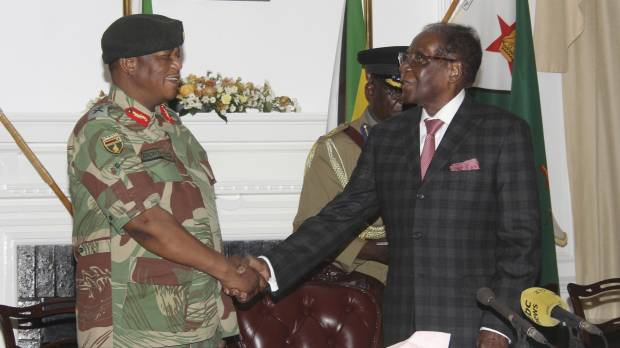 Zimbabwe's Mugabe poised to stand down after 37 years in power