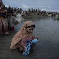 No sanctions but U.S. declares Myanmar carrying out 'ethnic cleansing' against Rohingya