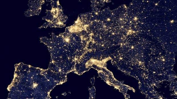 Light pollution at night seen increasing worldwide amid surge in LED use