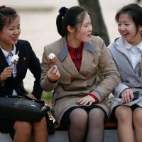 Fake meat, free markets ease North Koreans' hunger woes